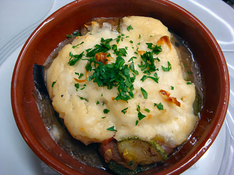Duck Moussaka