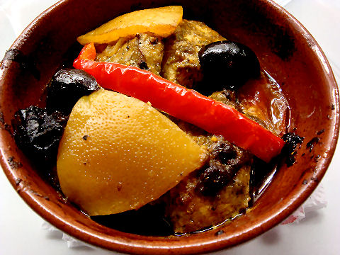Tagine of Palo Rosado
