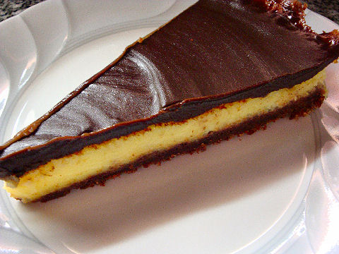 Lemon Chocolate Pie Recipe — Dishmaps