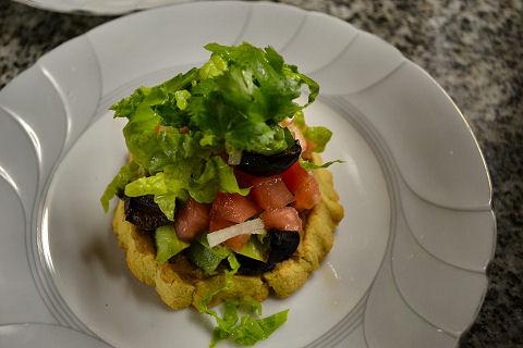 Red Bean and Portobello Sope