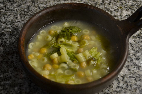 Escarole Soup