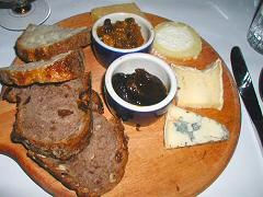 Provence - cheese plate