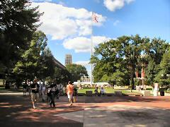 University of Michigan central diag