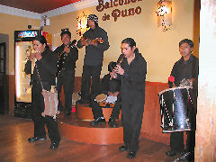 Balcones de Puno - the band