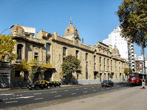 Barracas - former Canale cookie factory