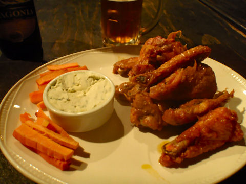 Buffalo Wings - Drink Gallery