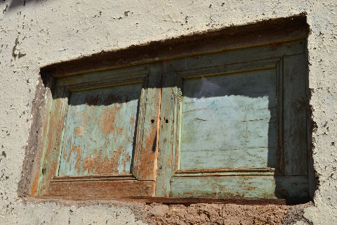 Window in Calamarca