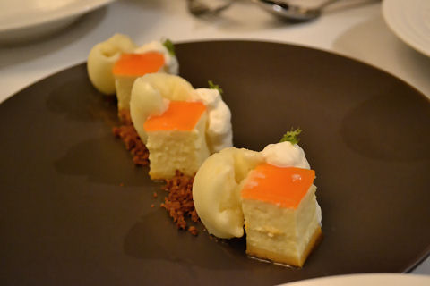 Central - sheeps milk cheesecake