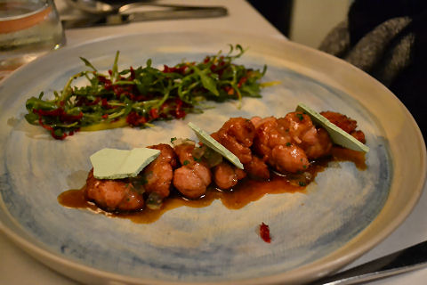 Central - veal sweetbreads