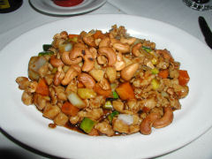 China Town chicken with cashews