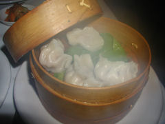 China Town steamed dumplings