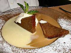 Christophe - chestnut cake