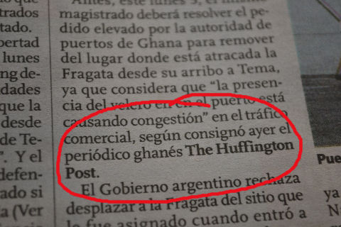 Clarin - Huffington Post