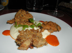 Cookshop - Chicken Fried Duck Livers