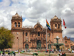 Cuzco - Cathedral