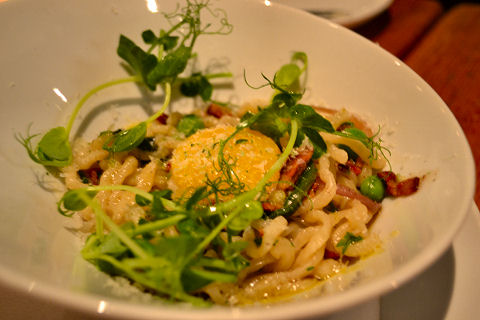 Forgione - ramp carbonara