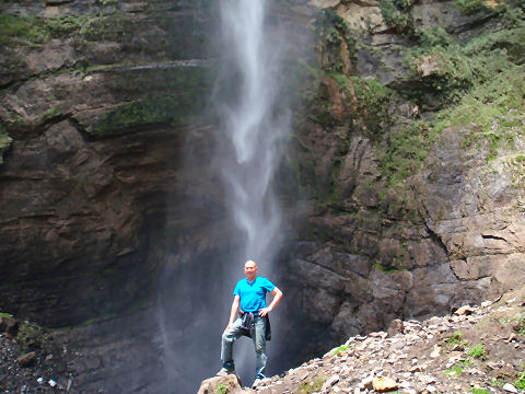 Gocta Waterfall trek