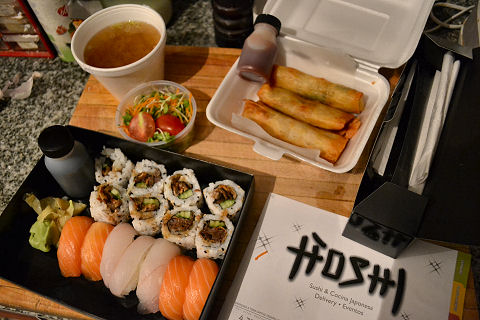 Hoshi - sushi delivery