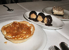 Il Matterello - selection of desserts