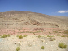 The mountains of Jujuy
