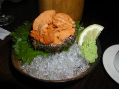 Koi - fresh Maine sea urchin roe