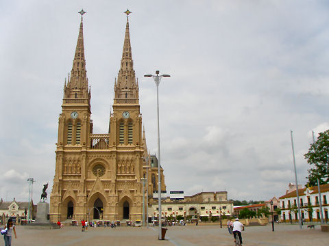 Basilica of Our Lady of Lujan