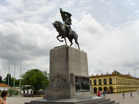 Monument to General Belgrano