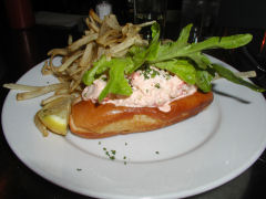 Mary's Fish Camp - Lobster Roll