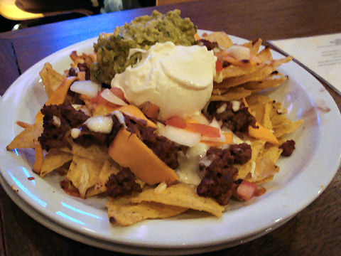 The Office - nachos