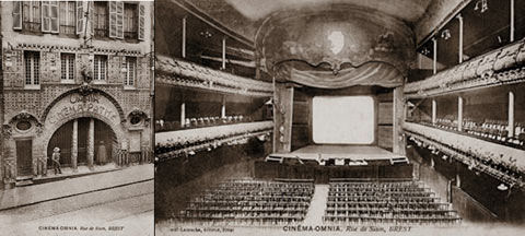 Cinema Omnia Pathe