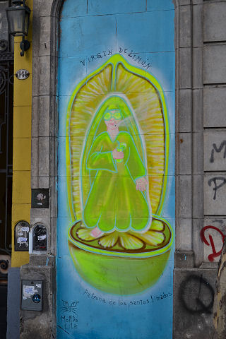 Our Lady of the Lemon