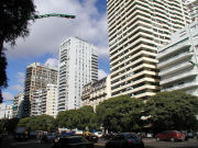 Palermo Chico high-rises