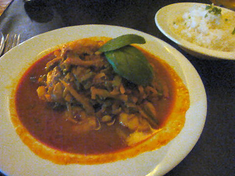 Phuket - phaenang curry