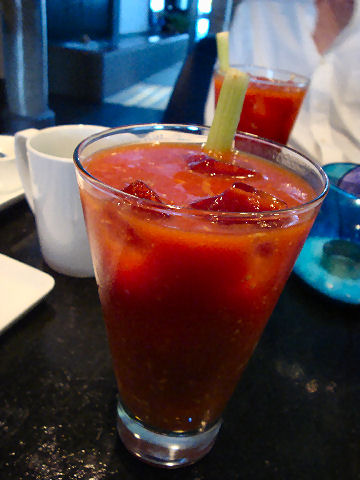 Prodeo Lounge - Bloody Mary