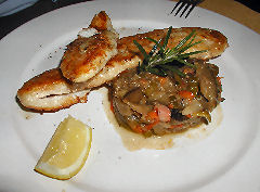 Rabelais - grilled sole