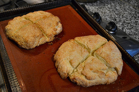 Nick Malgieri recipe scones