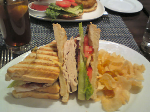 Strand - turkey club