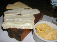 Territorio - cheese plate