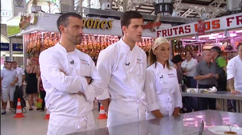 Top Chef Spain - episode 3