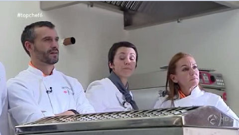 Top Chef España - Capitulo 6