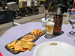 Tunin - beer and snacks