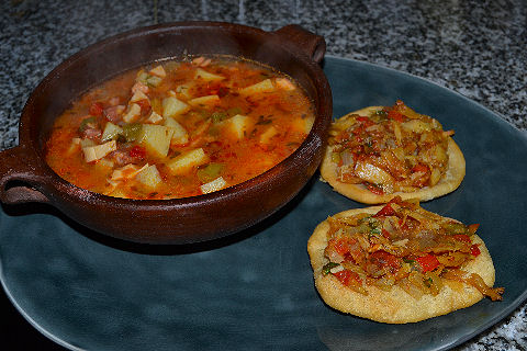 anguillabreadsoup
