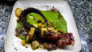 160929-braised-jibia-parsley-pistachio-puree-mushroom-salad