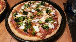 pizza-night-bolognesa-mushrooms-ricotta-broccoli-romano