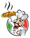 Thumbnail image for Pizzas by the Half Dozen