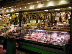 Valenti - selection of meats