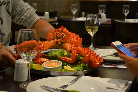 Villagio - king crab