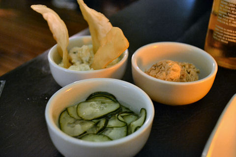Wasabi's - hors d'oeuvres
