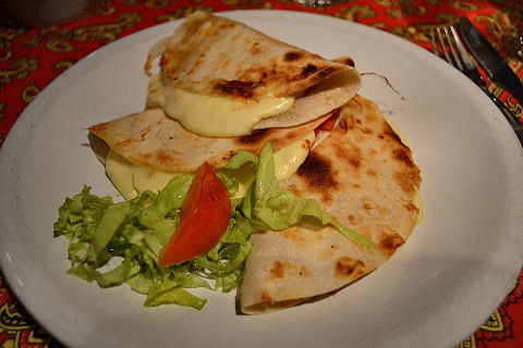 Xalapa - quesadillas