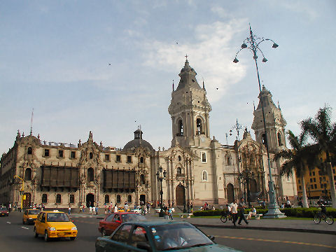 Lima - Cathedral